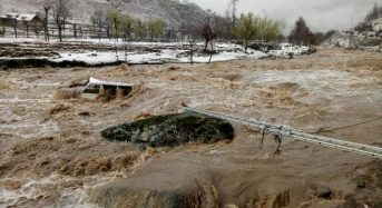 India – Floods in Kashmir Valley After Jhelum River Overflows