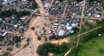 Colombia – Over 200 Dead After Massive Landslide and Floods in Mocoa
