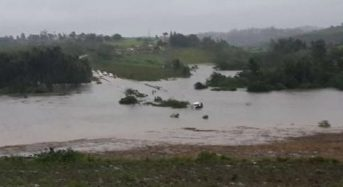 South Africa – Hundreds Evacuated, 1 Feared Dead After Floods in KwaZulu-Natal