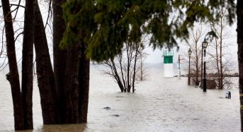 Canada – Over 4,400 Homes Flooded in Quebec