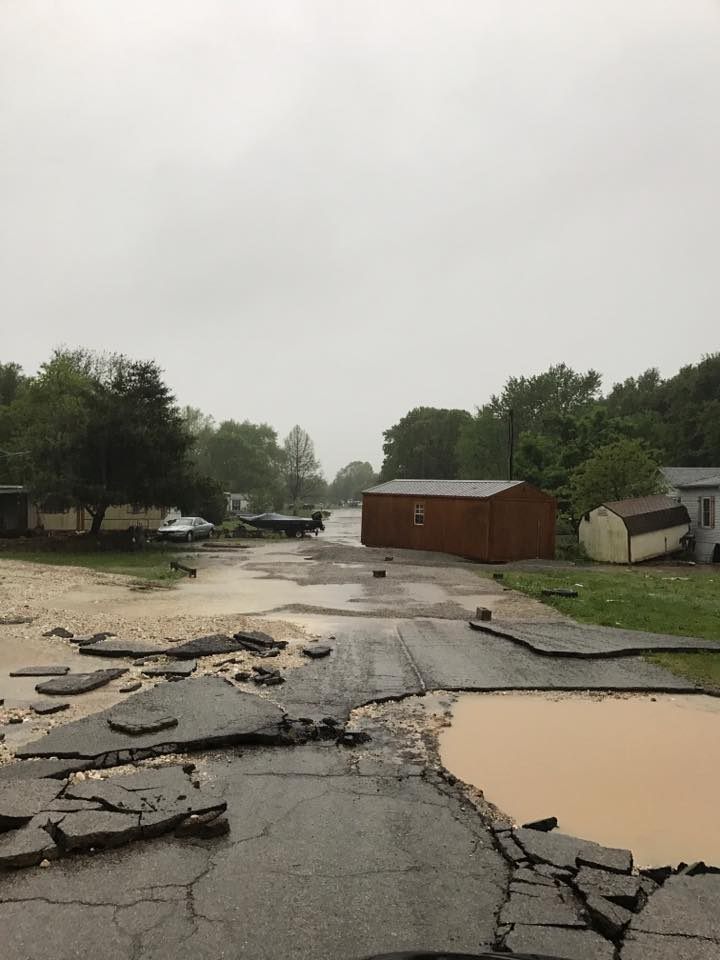 USA – Deadly Storms and Floods in South and Midwest ...