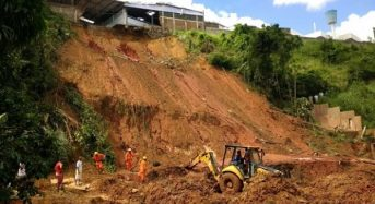 Brazil – 7 Dead, Thousands Displaced After Floods and Landslides in North East