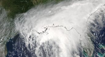 USA – NASA Sees Tropical Storm Cindy Soaking the Gulf Coast