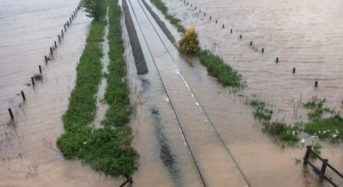 UK – Evacuations After Flooding in North East Scotland