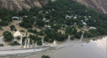 Afghanistan – Flash Floods Leave 16 Dead in Badakhshan Province
