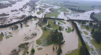 New Zealand – Record Rainfall Causes Flooding in Otago and Canterbury