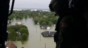 USA – Warming Linked to Storm Harvey Devastation