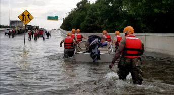 USA – Washington Urged to Heed Harvey Climate Warning