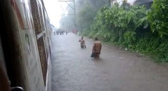 India – Deadly Floods in Maharashtra, Mumbai Streets Under Water (Updated)