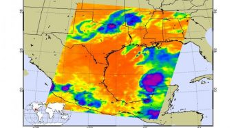 USA – NASA Sees Tropical Depression Harvey's Rebirth