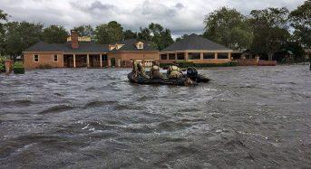 USA – Hurricane Irma Causes Major Flooding in Northern Florida