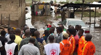 Nigeria – Thousands Displaced by Floods in Kogi State