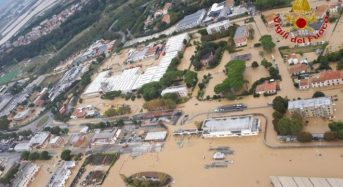 Italy – Deadly Floods in Livorno After 250mm of Rain in 2 Hours