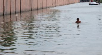 "Indonesia – in Flood-Prone Jakarta, Will ""Giant Sea Wall"" Plan Sink or Swim?"