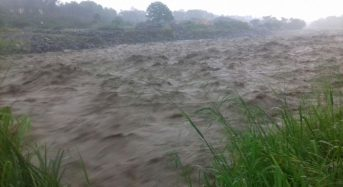 Guatemala – Rivers Overflow After 2 Days of Heavy Rain