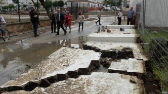 Spain – Severe Floods in Cadiz After Torrential Rain
