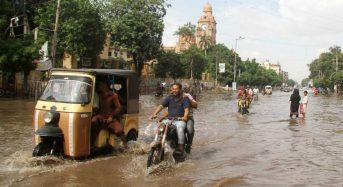 Pakistan – Karachi Confronts Rising Flood Risk