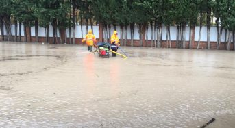 Spain – Heavy Rain Floods Parts of Andalusia