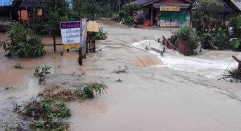 Thailand – Around 400,000 Hit by Floods in South