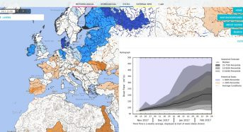 New Forecast Model Provides Earliest Ever Awareness of Floods and Droughts Globally