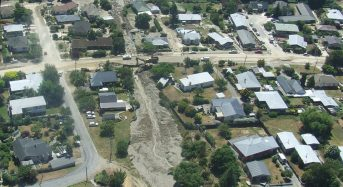 New Zealand – Houses Damaged After Storm Dumps Flooding Rain in Central Otago