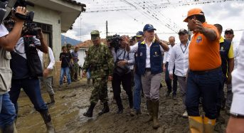 Colombia – 4 Dead, 18 Missing After Floods and Mudslide in Cauca Department