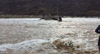 Saudi Arabia – Hundreds Rescued as Floods Hit Western Areas