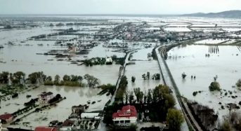 Albania – Calls for International Help After Floods Damage Homes and Infrastructure