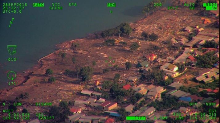 Indonesia – Earthquakes and Tsunami Cause Devastation in Sulawesi
