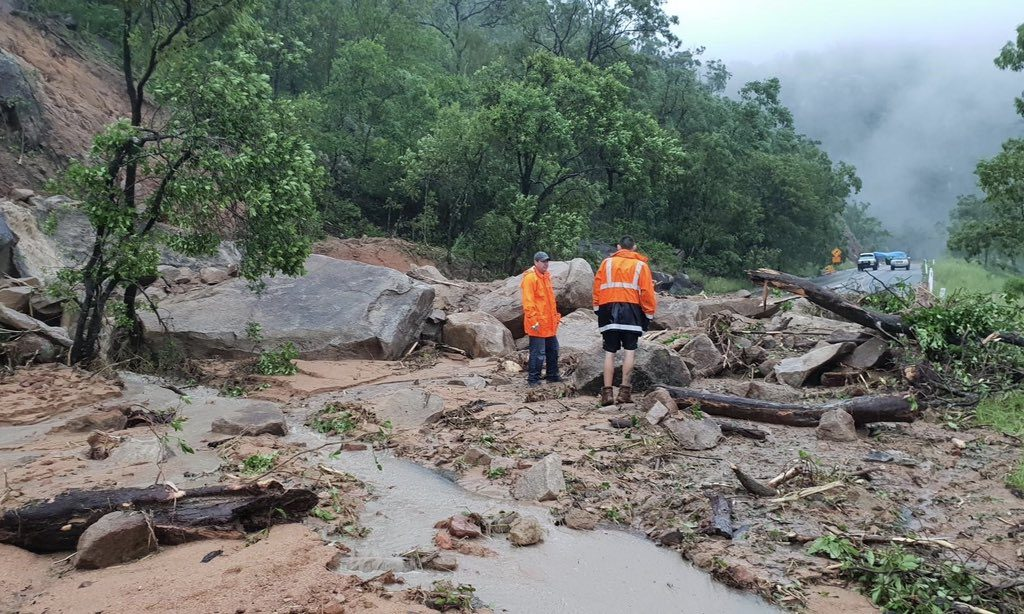 Australia – Flooding Continues in North Queensland ...