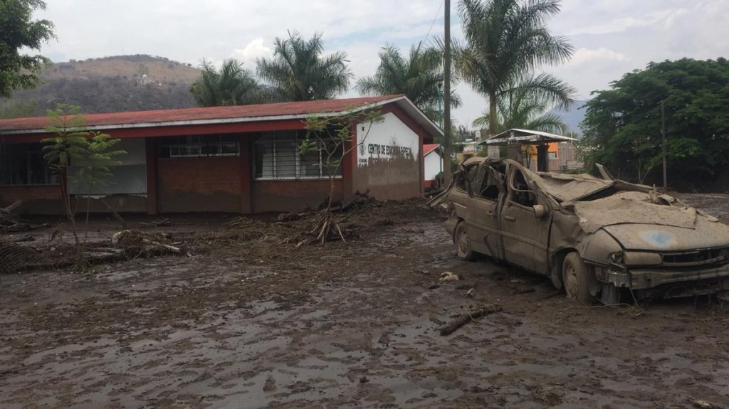 Mexico 5 Dead After Massive Floods Hit San Gabriel Jalisco