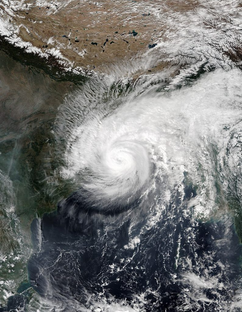 India And Bangladesh Cyclone Bulbul Leaves 24 Dead