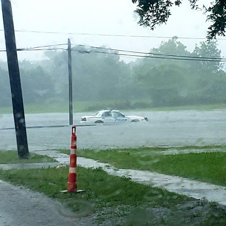 Usa Storm Cristobal Brings Flooding Along Gulf Coast Floodlist