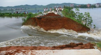 Flooding in China, 2010
