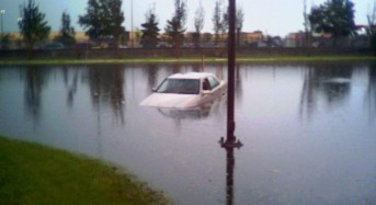 Would You Drive in Flood Water?