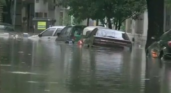 Floods in Buenos Aires April 2013