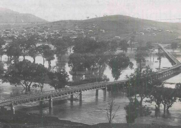 Gundagai Flood Plains
