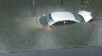 Flash Floods in Malaysia, April 2013