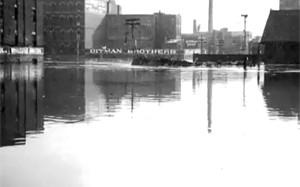 The Ohio River Flood 1937