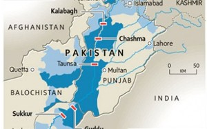 Pakistan Floods 2010 Infographic
