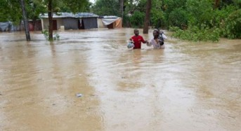 Floods and Lung Disease