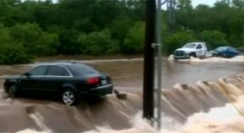 Flash Floods in Texas, May 2013