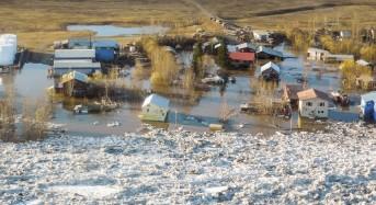 Floods in Galena, Alaska
