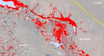 Floods in Iraq, May 2013