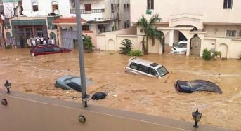 Jeddah Flood Defences