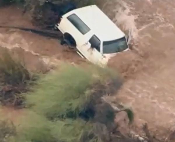 Phoenix Arizona floods