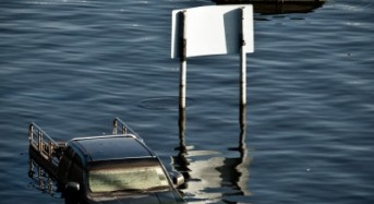 Floods Hit Central States in USA