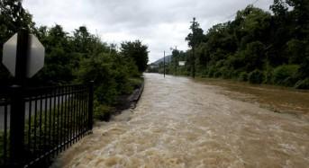 Roanoke Floods, July 2013