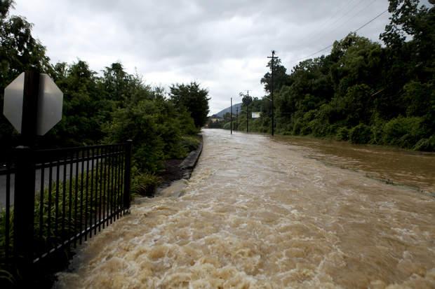 Roanoke Floods