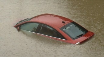 Flash Floods in Central Texas